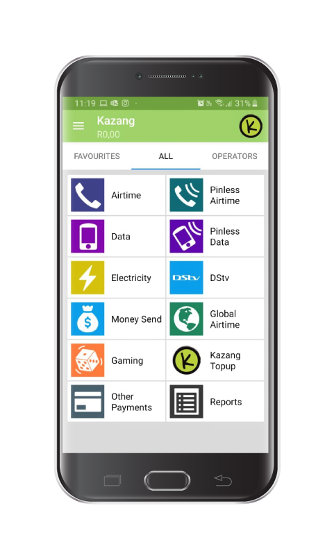 kazang app