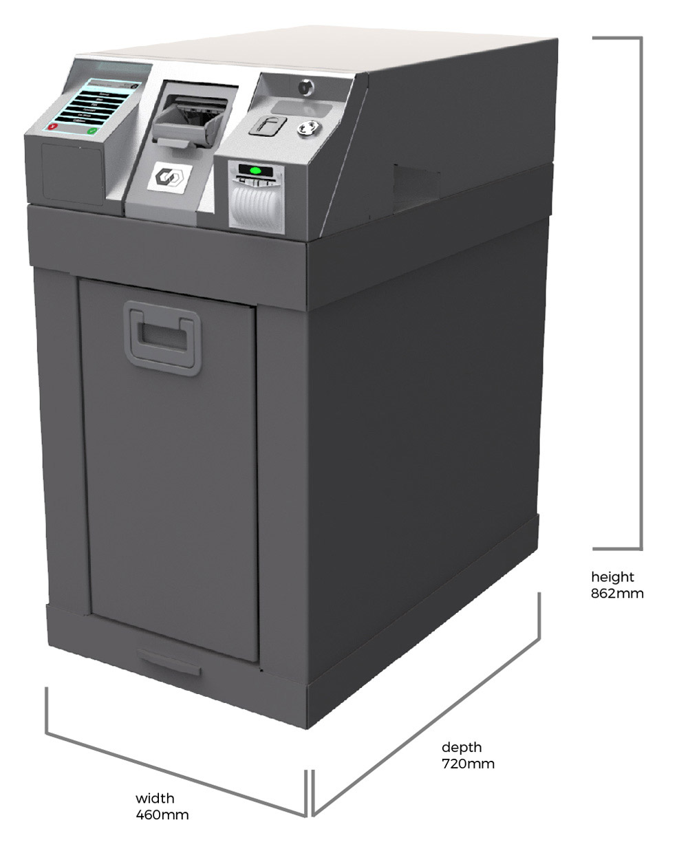 N3K cash management machine
